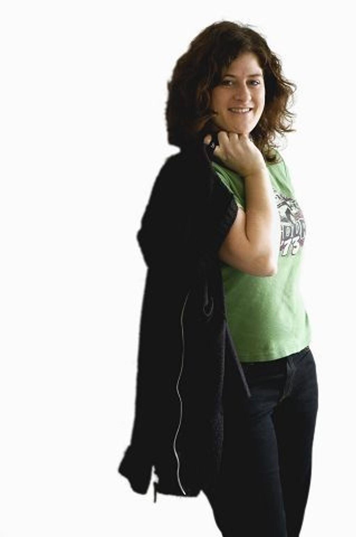 Journalist Nina Schyberg Olsen.