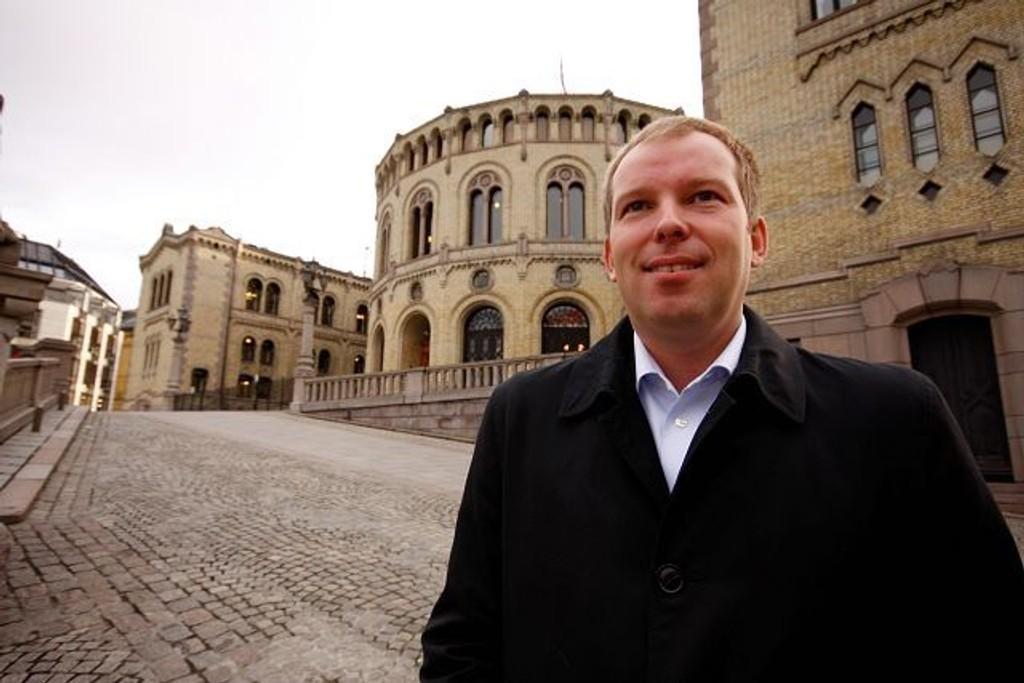 Håkon Haugli ble kåret til Norges mest innflytelsesrike homofile mann på Gaygalla i helga.