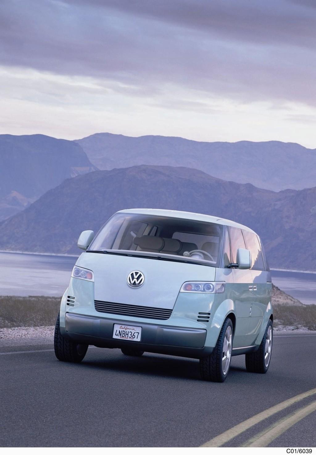 Mye tyder på at VW børster støvet av Microbus-konseptet i 2014.
