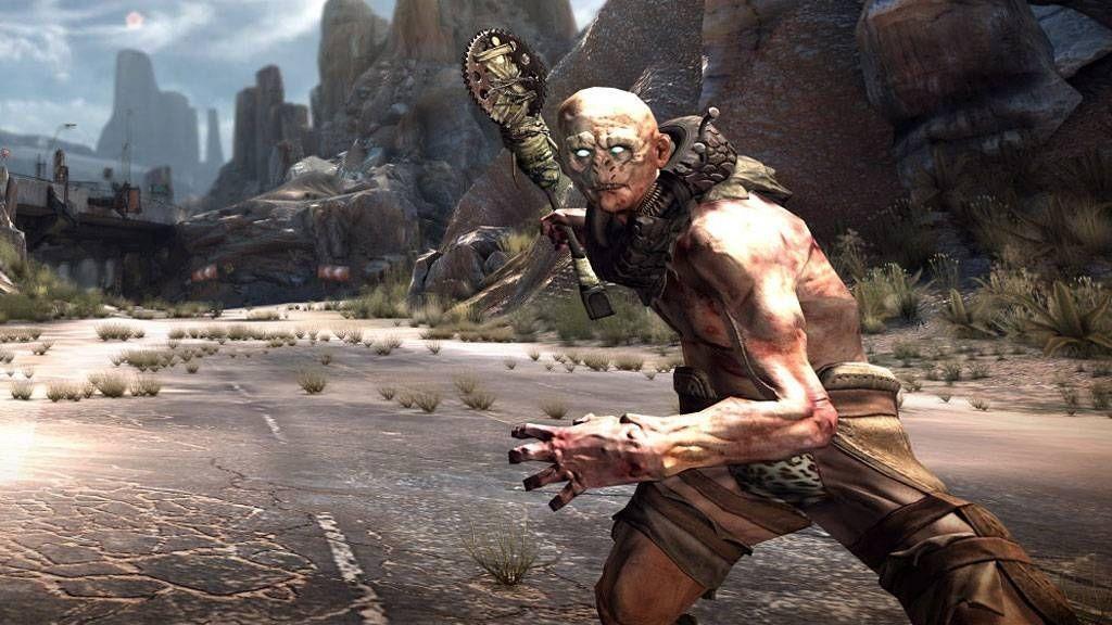Rage er et av de kommende spillene artikkelforfatteren sikler av.