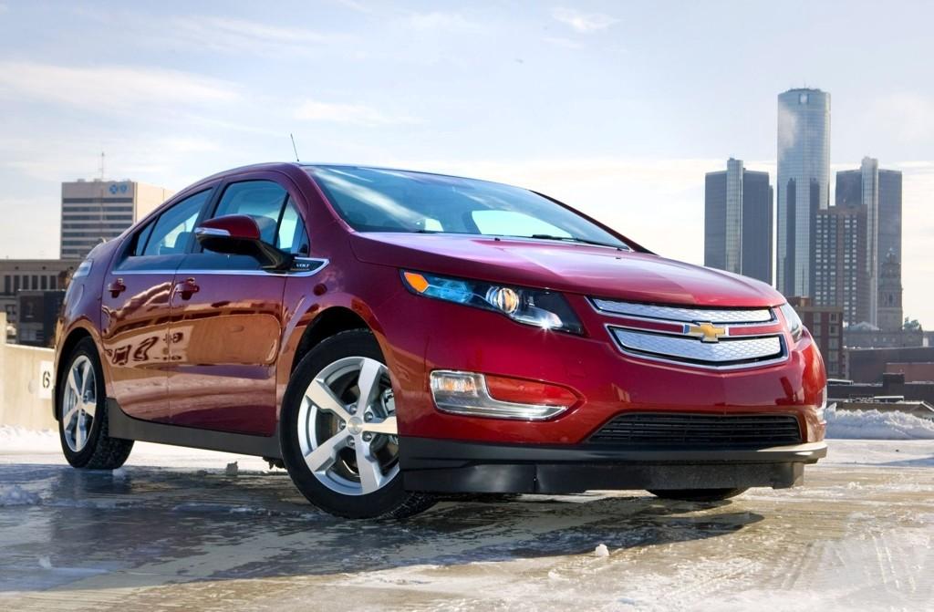 Chevrolet Volt er kåret til årets bil i USA 2011. Det skjedde på åpningsdagen av bilutstillingen i Detroit.