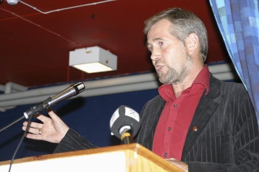 Politiets Fellesforbunds leder, Arne Johannessen vil fjerne sprøyterommet, fordi de mener staten bidrar til lovbrudd ved å tillate bruk av heroin.
