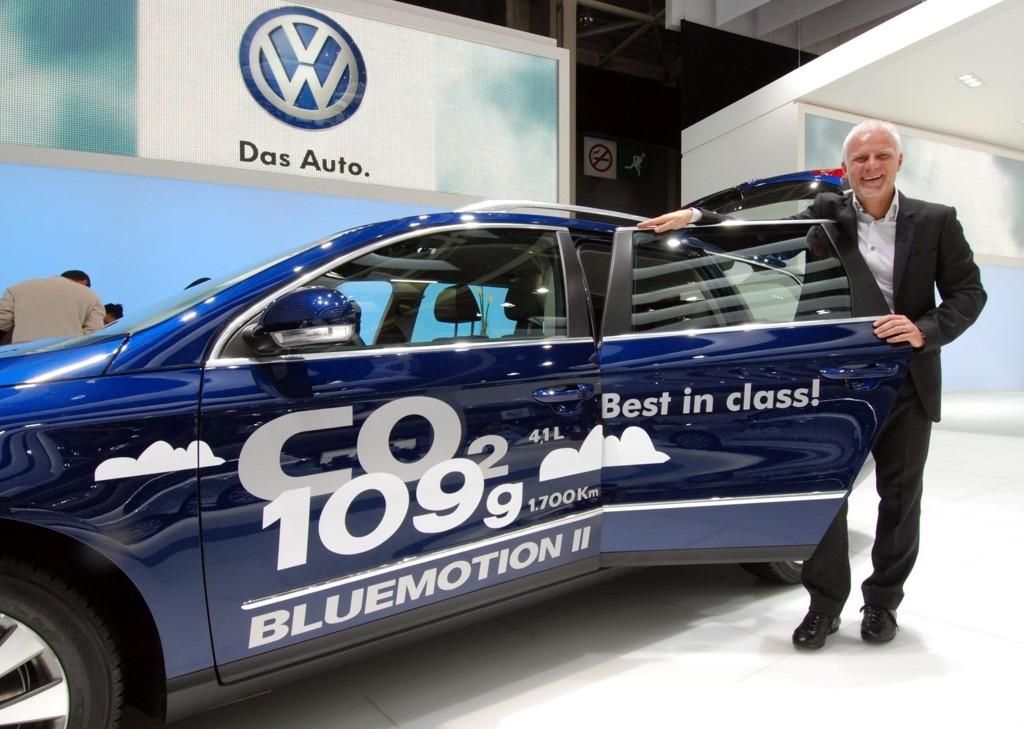 Møller, her ved informasjonsdirektør Paul Hegna, er ikke lenger bare blant de beste på CO2-utslipp, men også på garantier.