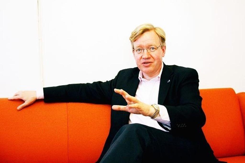 Byråd for kultur og utdanning, Torger Ødegaard (H).