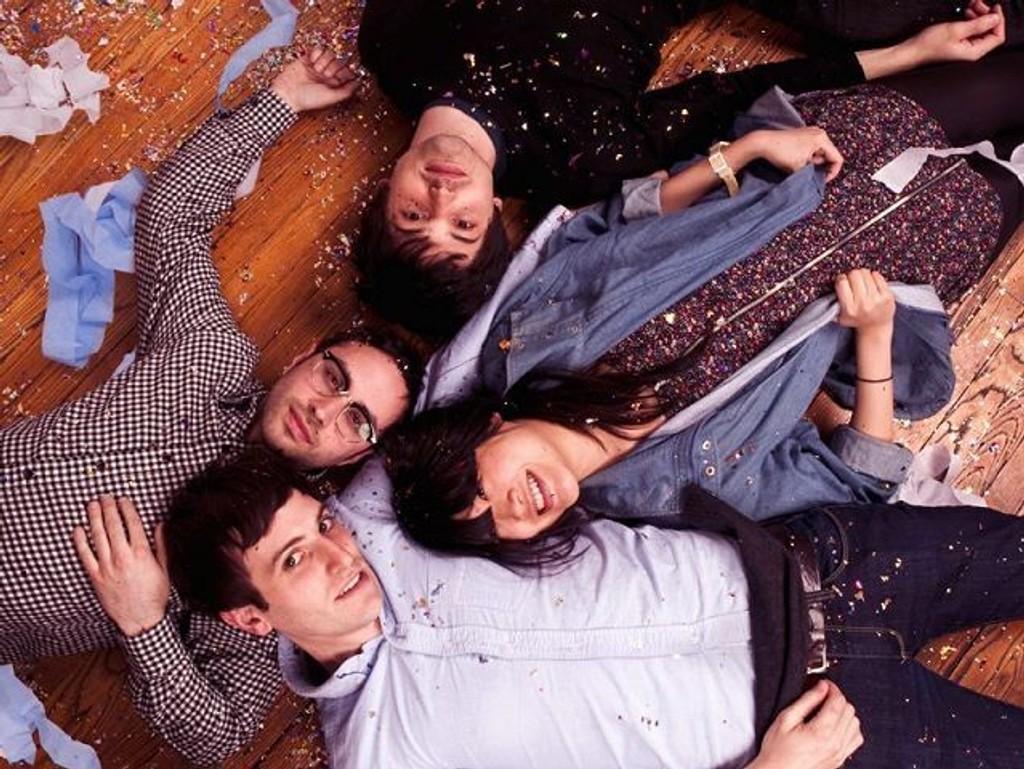 The Pains Of Being Pure At Heart spiller sjarmerende gitarpop i Middelalderparken i august.