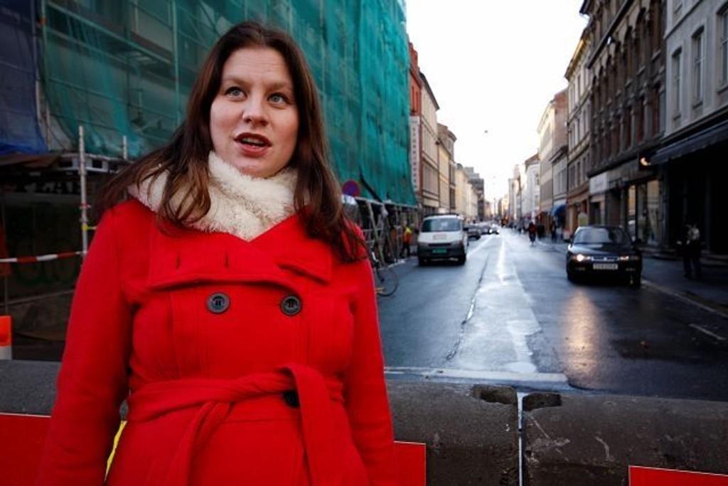 Arbeiderpartiets Rina Mariann Hansen vil at Lørenskog og Ahus skal bli en del av takstsonen i Oslo.
