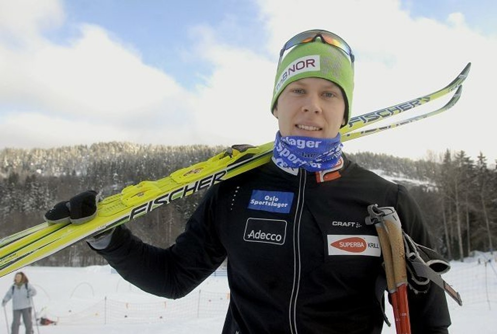 Anders Gløersen ble igjen hjemme da sprintlandslaget dro til Liberec for helgens verdenscuprenn.