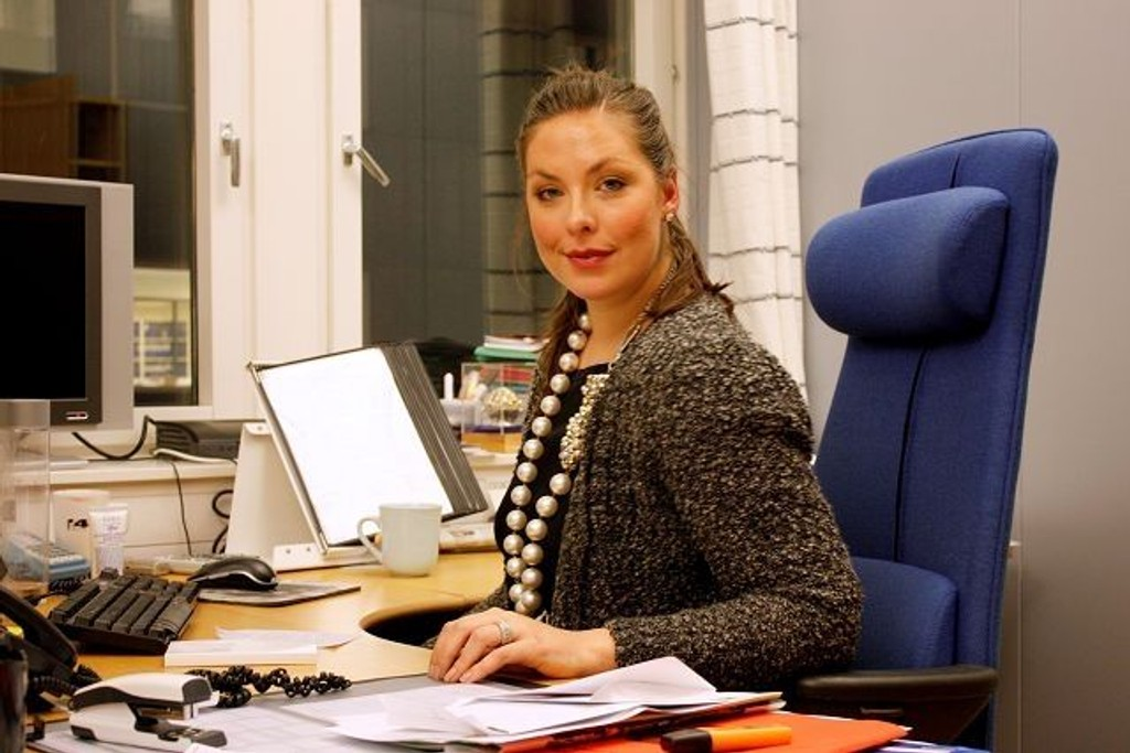 Eldre- og helsebyråd Cecilie Brein begynte å rydde opp i TT-kaoset da hun tok over etter Sylvi Listhaug 6. januar.