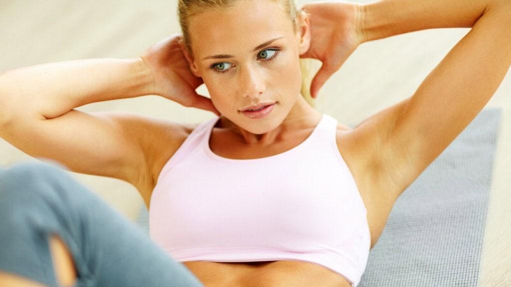 DU KAN GODT bare varme opp og gi deg om du er sliten etter det, sier treningsekspert.