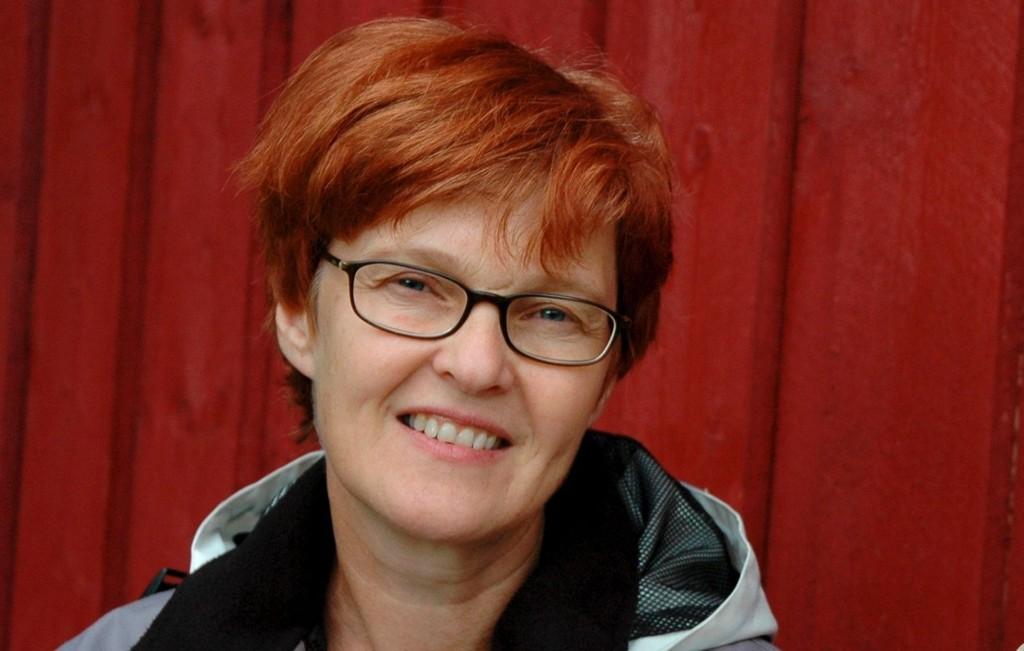Aud Kvalbein er opptatt av eldresentre i Oslo.