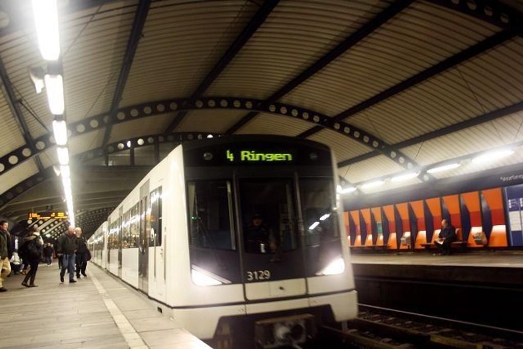 Bydelsutvalgsleder på Frogner, Bjarne Ødegaard, går inn for bane fra Oslo øst, gjennom byen og til Fornebu, via Filipstad. Han får støtte i bydelsutvalget.