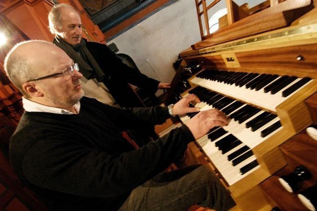 Det mente sogneprest Stig Utnem om tonene han fikk høre fra Terje Baugerød.
