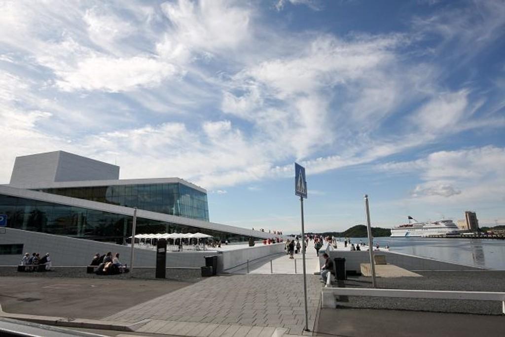 Operabygget i Bjørvika trekkes frem som en av flere kvaliteter ved Oslo som by.