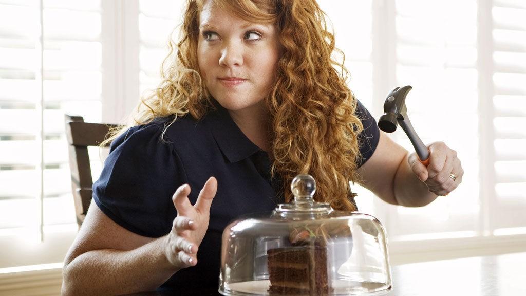 WHAFFING: Istedenfor å spise sjokoladekake, kan du puste inn smaken av den.