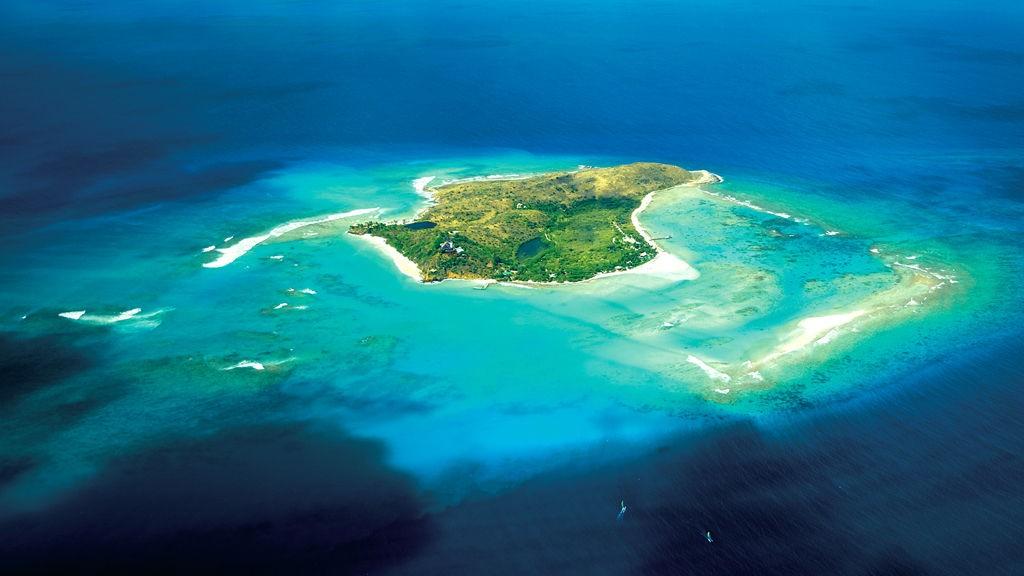 Du skal ha lommeboka i orden før du booker en ferie på Richard Bransons private øy.
