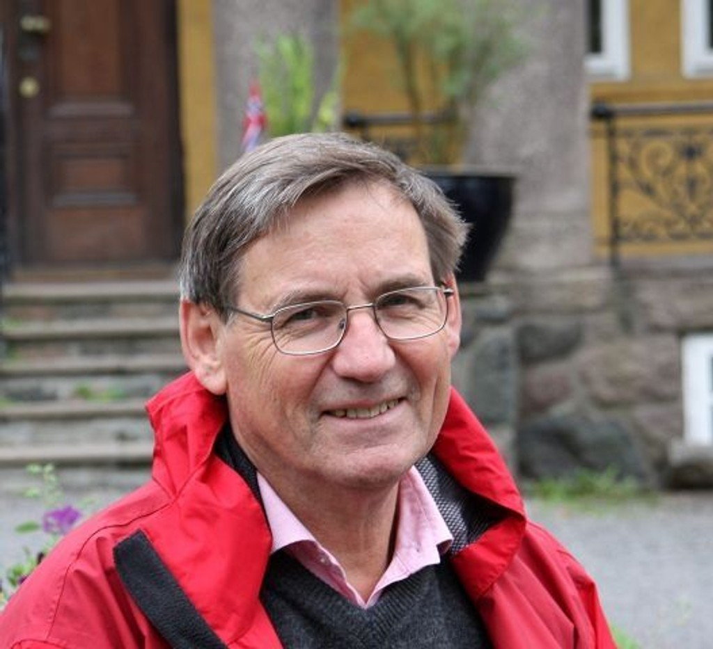 Hans M. Borge