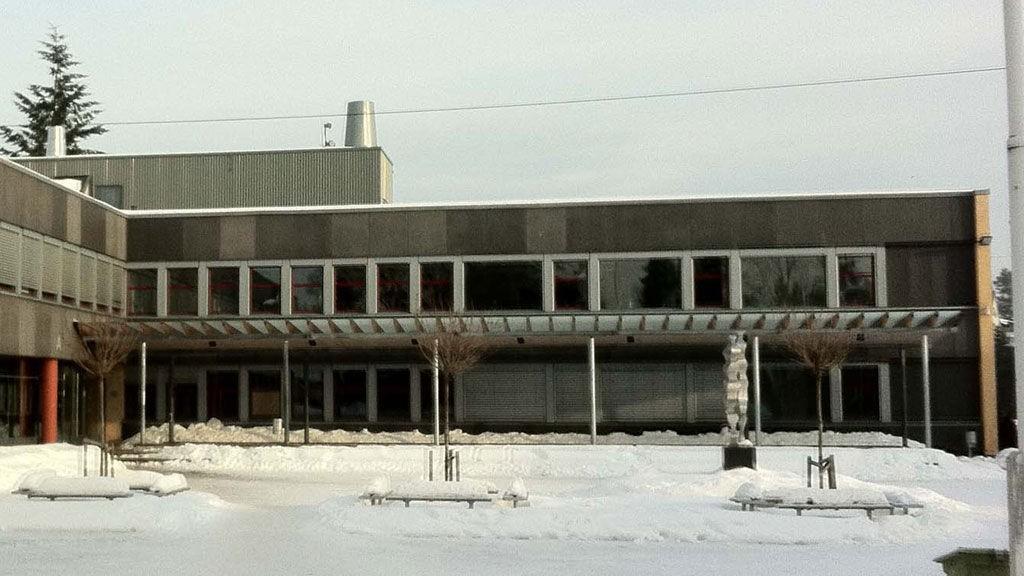 MISFORSTÅELSE: Bombetrusselen mot Fjellsrud ungdomsskole var en feiltolket melding på Facebook.
