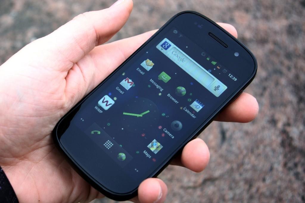 Samsung Nexus S har kanonbra skjerm og svært bra kamera, men er litt kresen på 3G-dekningen.