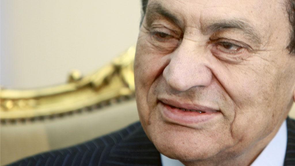TIDENES PENGEJAKT: Det egyptiske folk vil ha tilbake så mye som mulig av avgåtte president Hosni Mubaraks milliardformue.