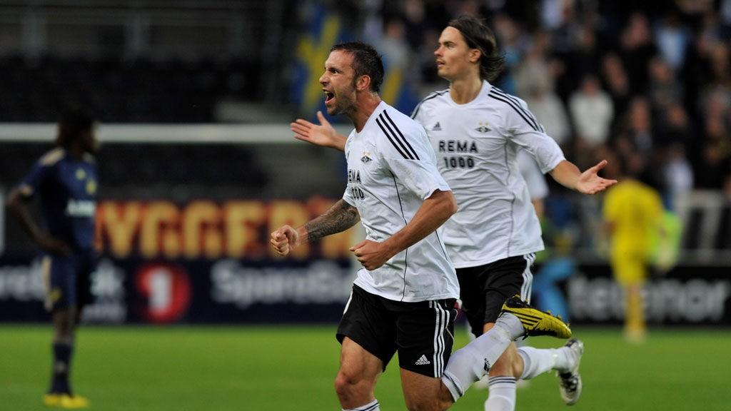 GODE UTLENDINGER: Rade Prica og Mikael Lustig er to av utlendingene som fortsatt spiller i Tippeligaen. Mange andre utlendinger har valgt å forlate norsk fotball.
