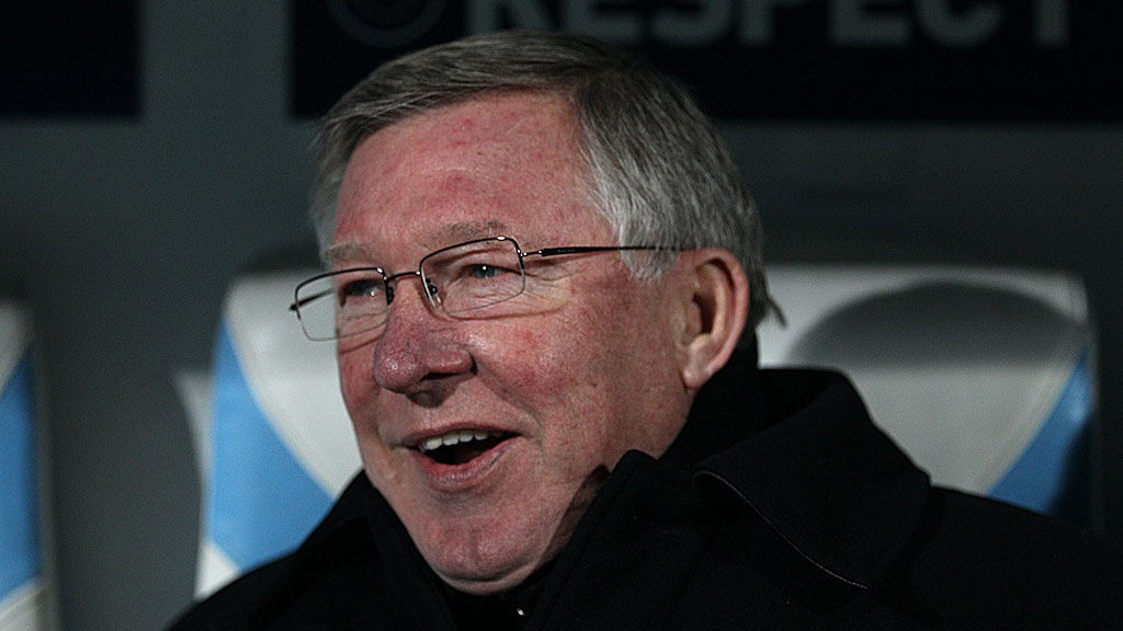 PUBLIKUMMER? Sir Alex Ferguson kan risikere flere kamper på tribunen.