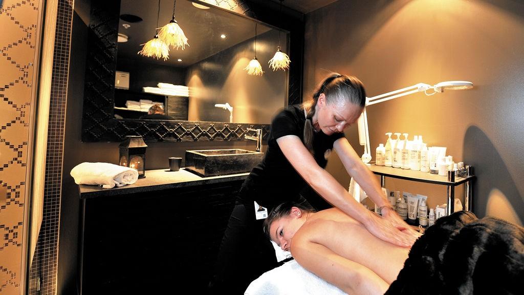 Terapeutene kan sine saker på Quality Spa & resort på Norefjell.