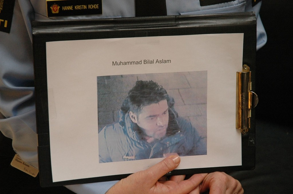 Politiet offentliggjorde bilde av drapsofferet Muhammad Bilal Aslam tirsdag ettermiddag.
