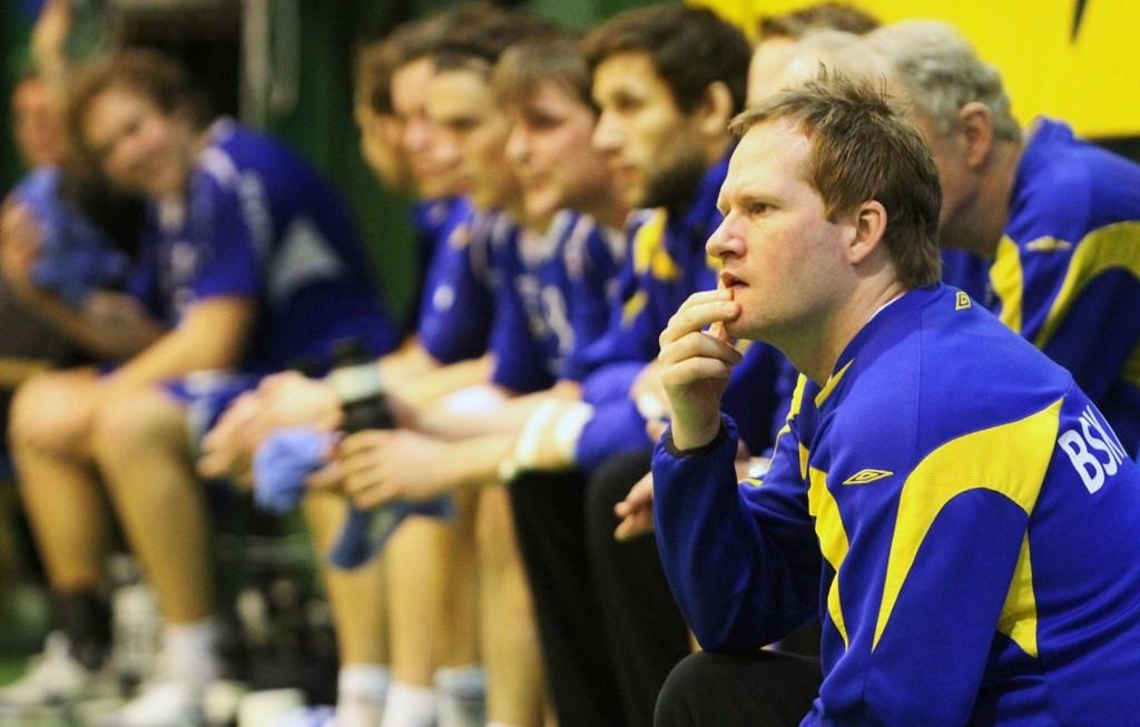 Bendik Berg kan bli den nye trenerren til BSK/NIF.