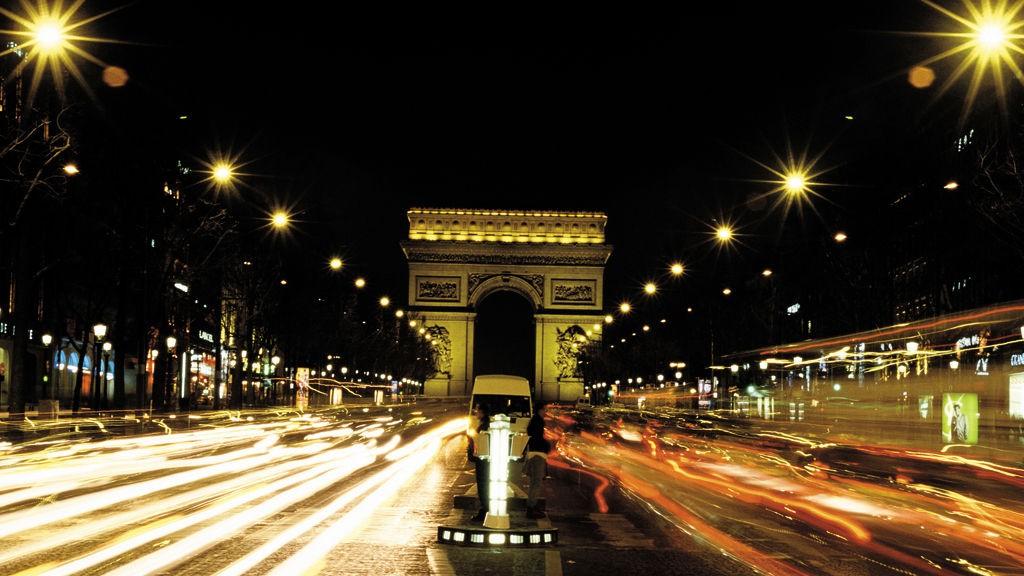 Paris har noe for enhver smak.