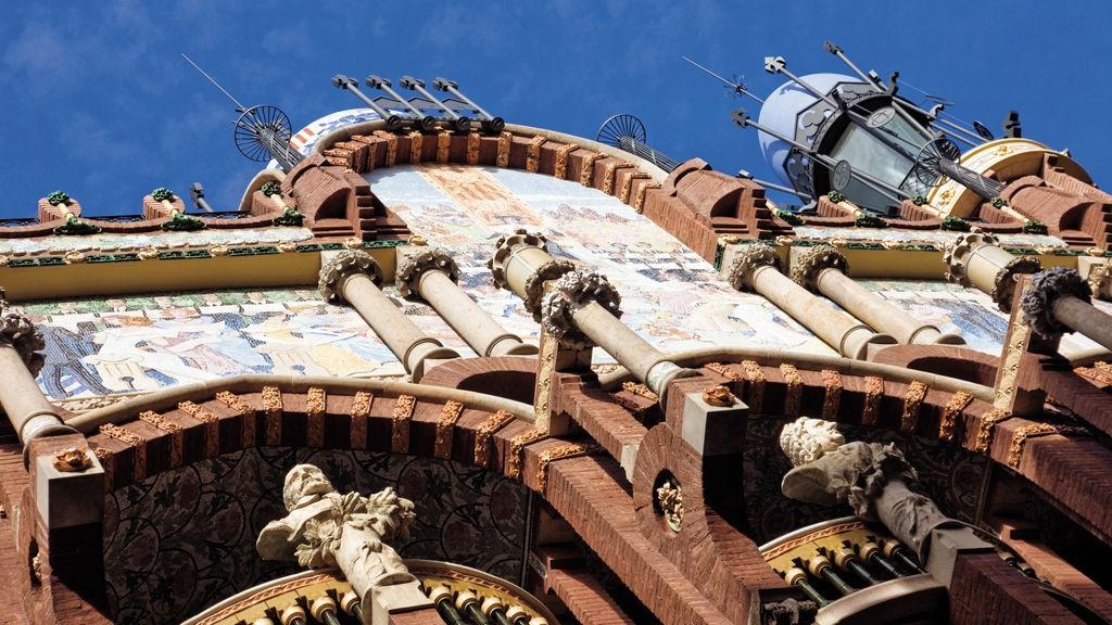 Eksentriske bygninger er ikke alt Barcelona kan tilby.