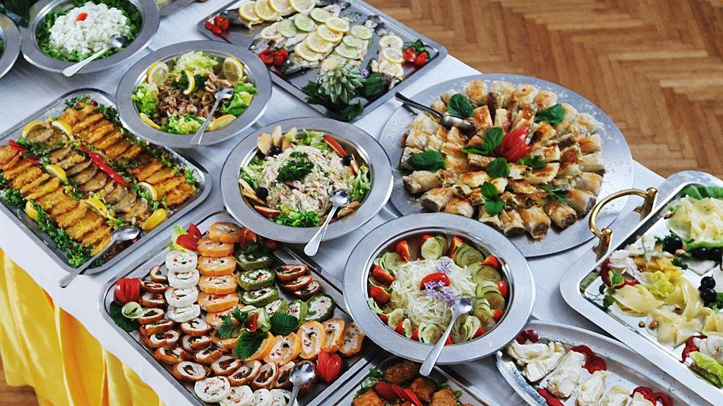 afrikansk mat catering stockholm