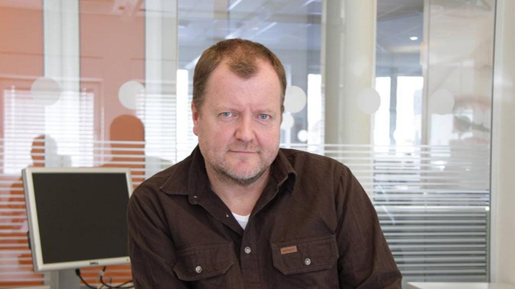 Charlo Halvorsen er Rezk Resars forgjenger. Han er nå sjef for NRK Underholdning.