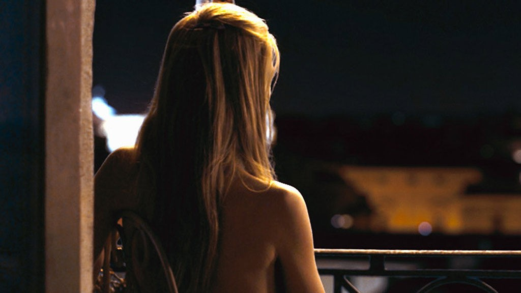nakene damer film