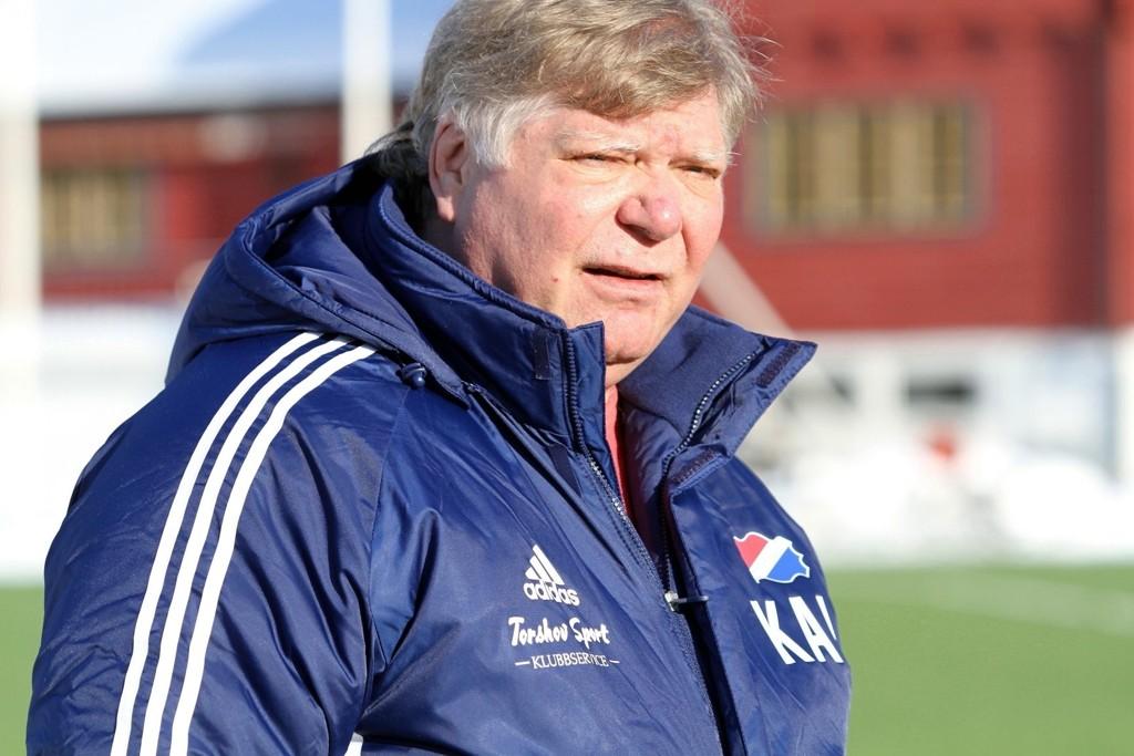 Kai Arild Lund gleder seg til å ta fatt på en sesong i 2. divisjon. – Vi har ingenting å tape, bare alt å vinne, sier den rutinerte treneren.