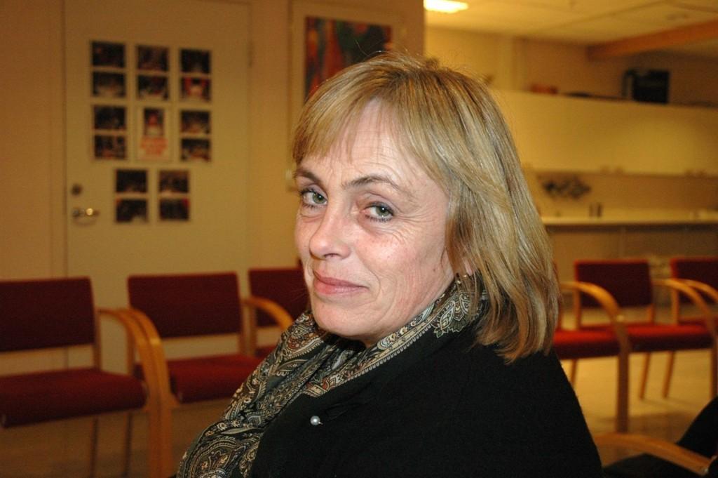 Britt Inglingstad er på topp på Venstres liste til nytt bydelsutvalg i Østensjø.