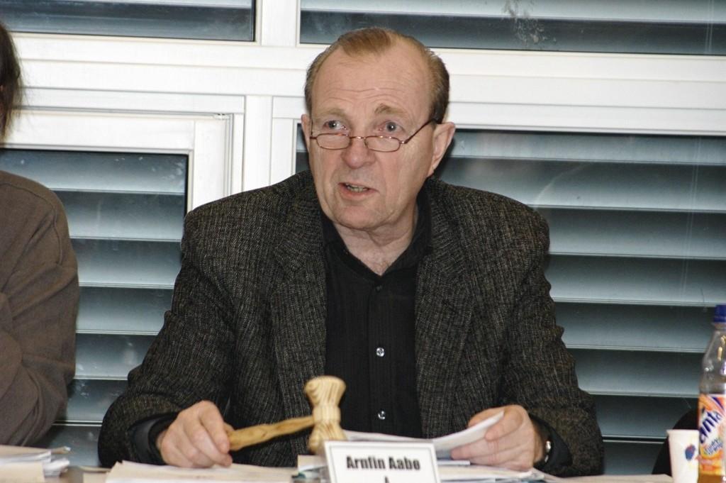 Arnfinn Aabø (Ap) gir seg etter 25 år som BU-leder i Bydel Østensjø (og tidligere Bøler bydel).
