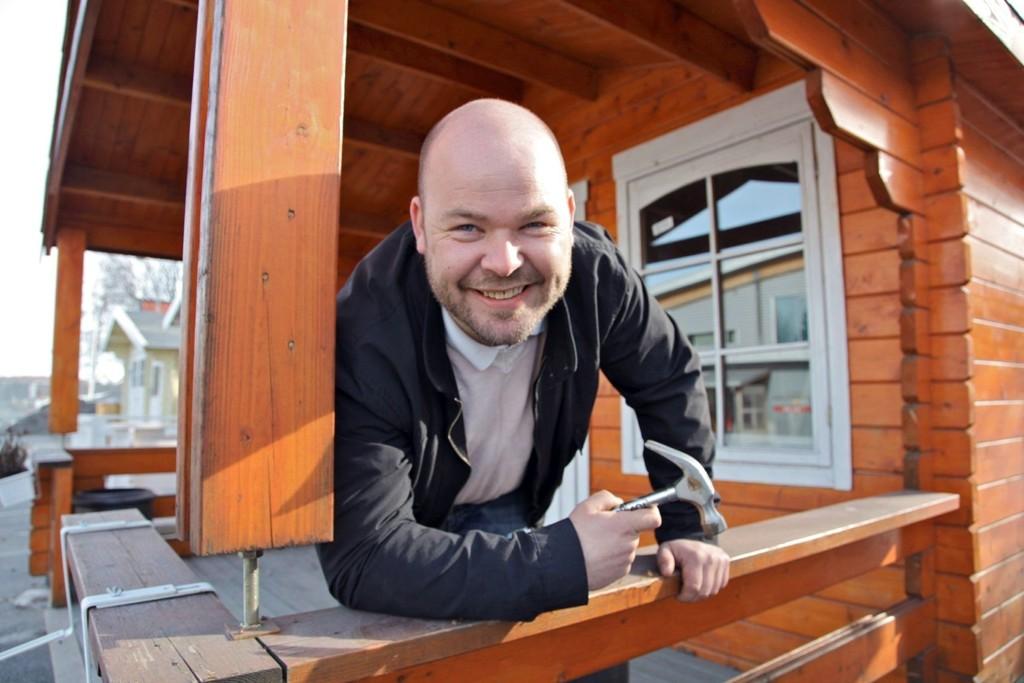 – Ikke noe sted vil du finne flere eksperter på hyttespørsmål enn under hyttemessen på Norges Varemesse, sier messegeneral Tore Bjørnstad.