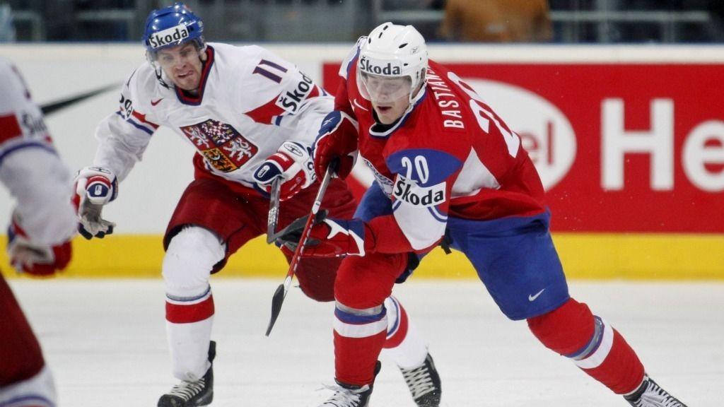 Bastiansen, Anders; ishockeyspiller