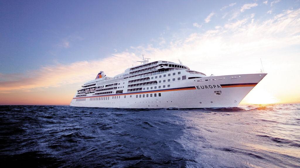 MS Europa er kåret til verdens beste cruiseskip ni år på rad.