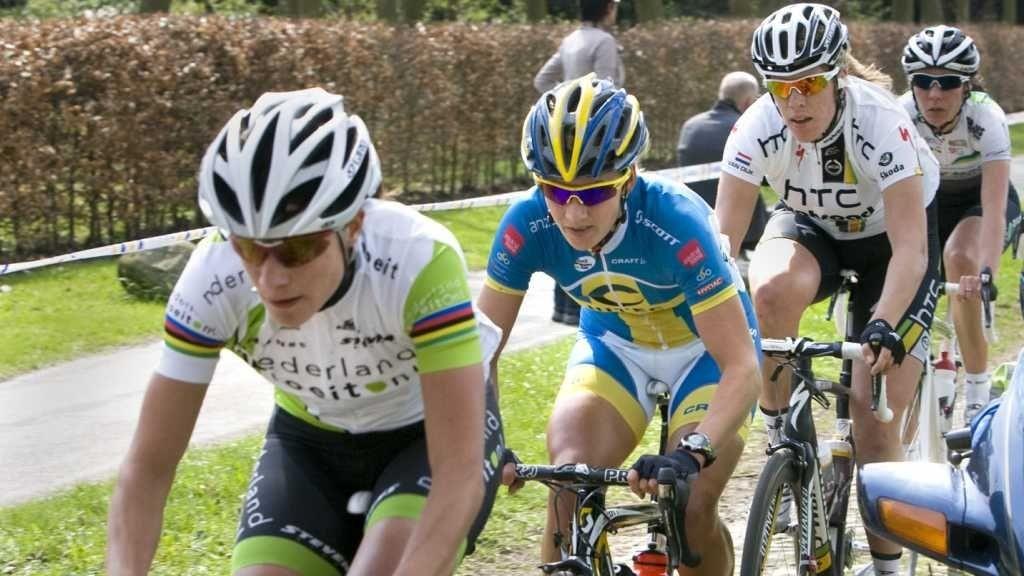 Emma Johansson Ronde Van Drenthe 2011