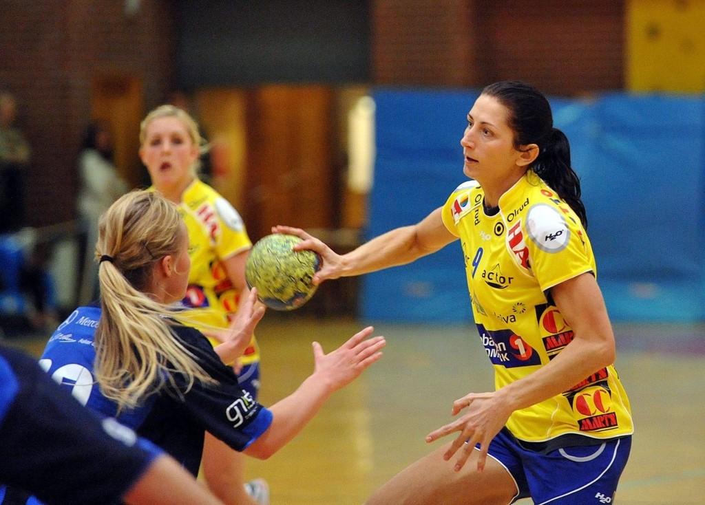 Izabela Duda skal spille for Oppsal i 1. divisjon neste sesong, og kan fort bli en attraksjon i Oppsal Arena.