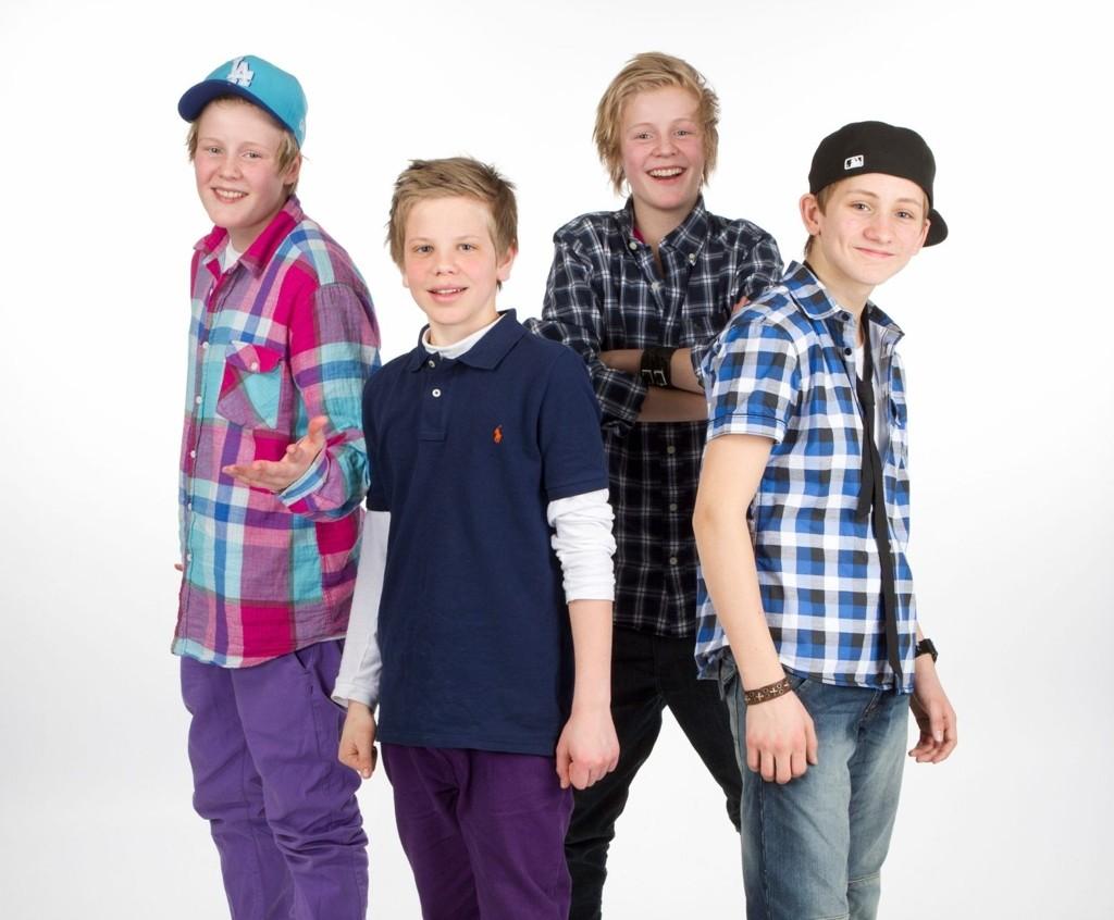 The Sugarsmokers skal fremføre låta «Fåkke lov» i Oslo Spektrum i september.