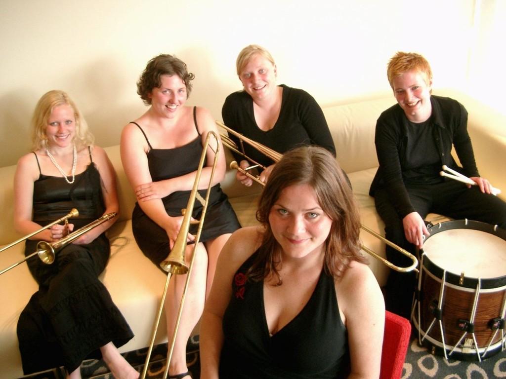 Det oslobaserte ensemblet Norwegian Cornett & Sackbuts inviterer til festforestilling i Gamle Aker kirke.