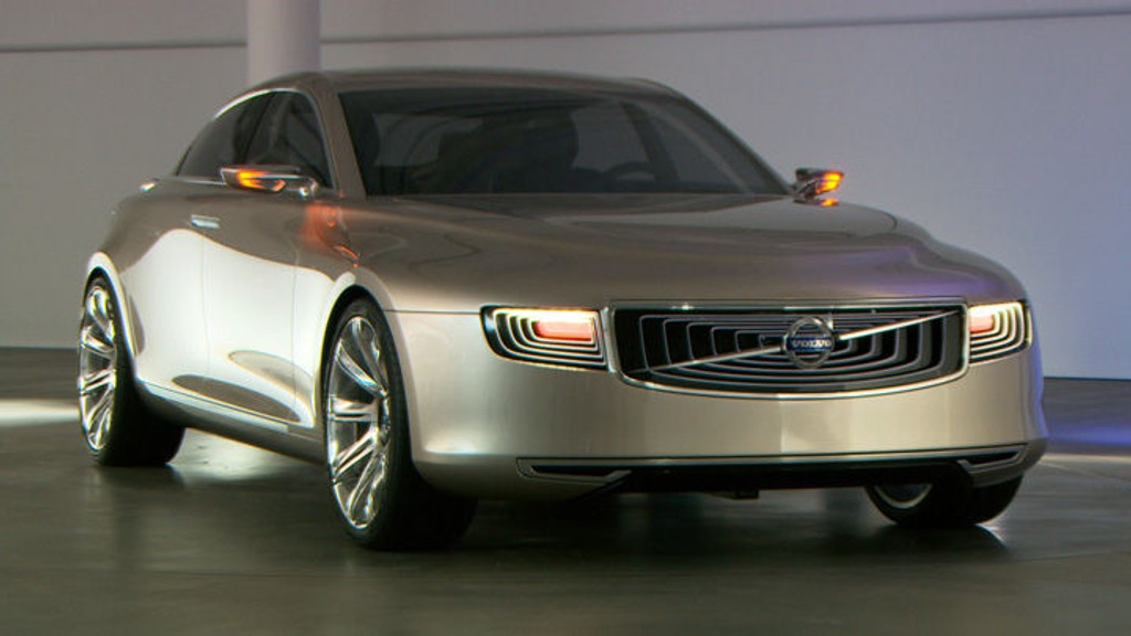 På Shanghai Auto Show viser Volvo nå frem et luksuskonsept som ifølge selskapet er en doning med utpreget skandinavisk design for bilkjøpere med utsøkt smak.