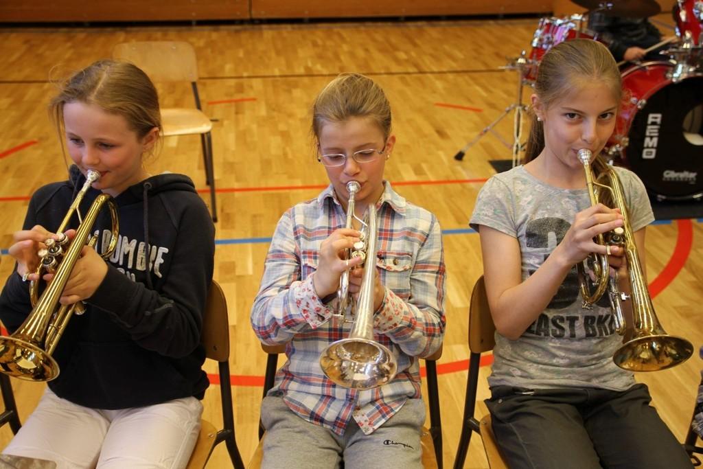 Å beherske et instrument krever sin kvinne og disse jentene hadde teken.$PHOTOHEADER_ON$$PHOTOHEADER_OFF$