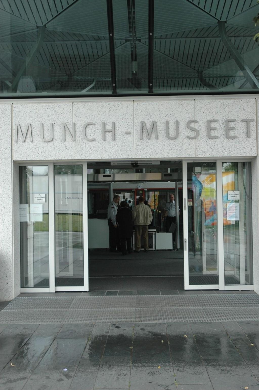 Dagens forlik medfører at et nytt bygg for Munch-museet kan stå klart i Bjørvika i 2014/2015. Her et bilde fra dagens museum på Tøyen. Museets informasjonssjef, Sture Portvik, betrakter enigheten mellom byråd og Riksantikvaren som svært gledelig.