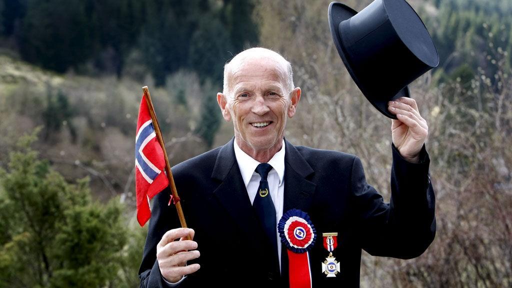Terje Herland uttalte at han ikke kunne tenke seg å feire 17. mai i Oslo.