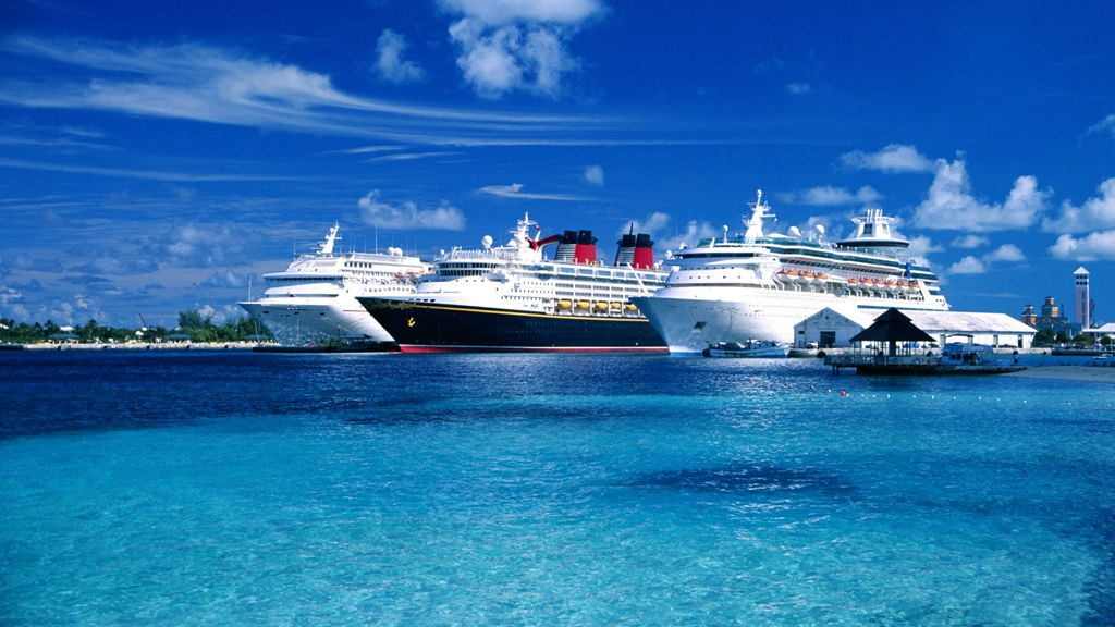 Cruise er i dag en milliardindustri.