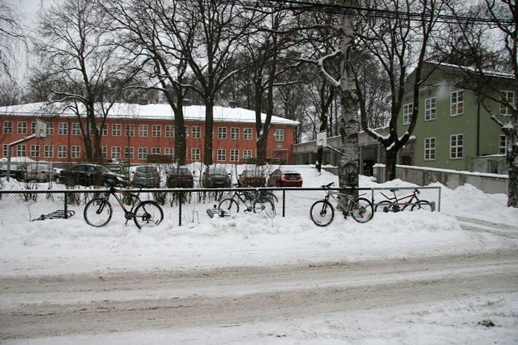 Berg vgs. ser ut til å være det mest aktuelle stedet å etablere ny grunnskole vest i Nordre Aker.