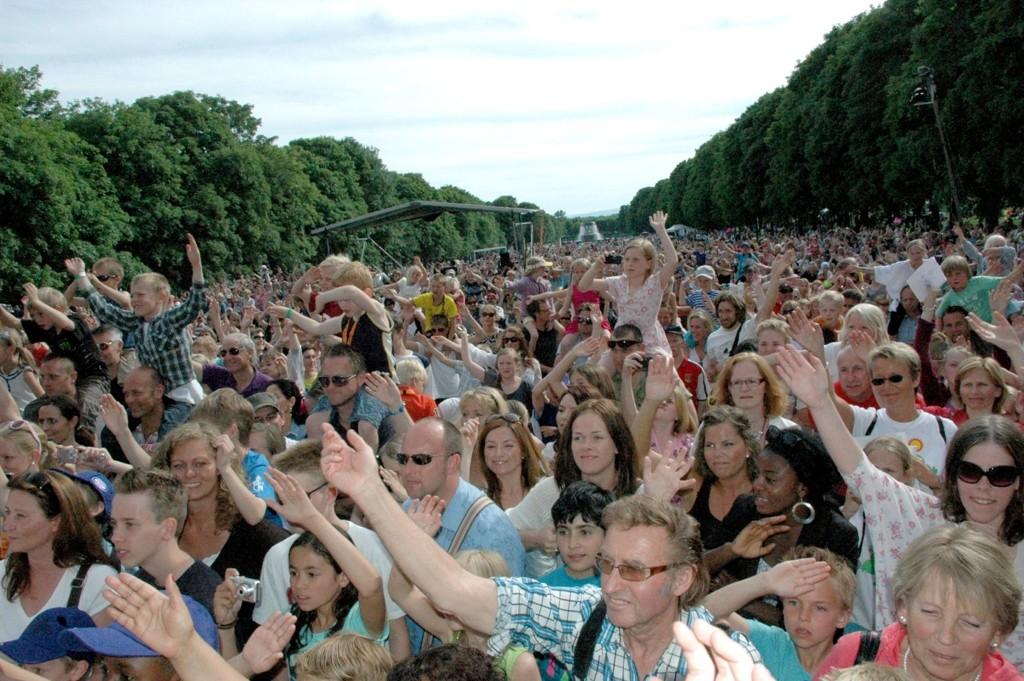 Til helgen er det både Musikkfest og Oslo Miljøfestival - og meteorologene varsler sol så langt helgen rekker!